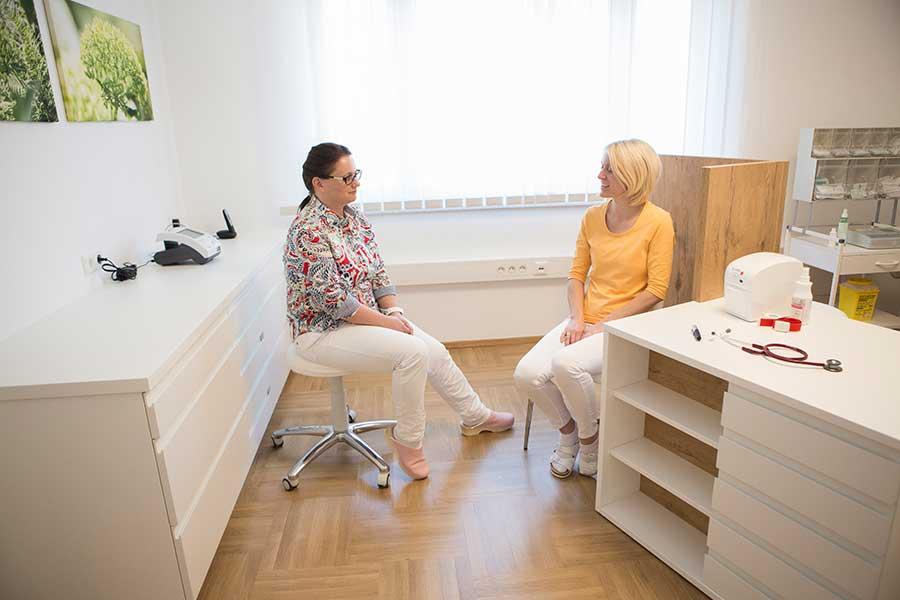 Ordination und Praxis Dr. Mayer-Fischl in Ilz, Steiermark